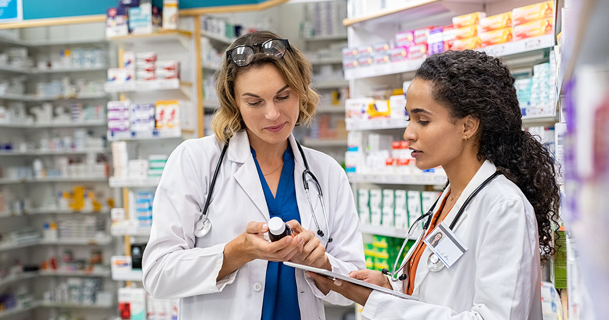 Pharma Supply Chain Technologies
